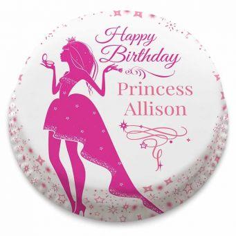 Princess Sparkles Cake