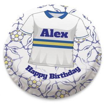 Leeds F.C. Themed Football Shirt Cake