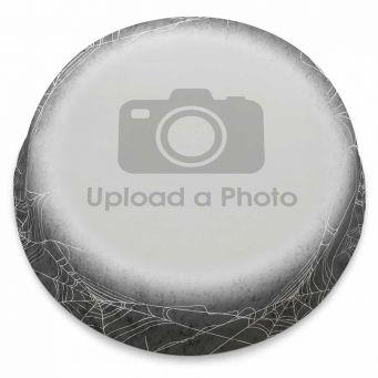 Cobweb Full Photo Cake