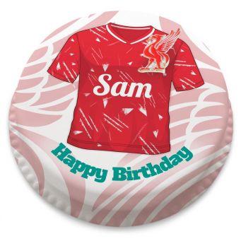 The Reds Shirt Cake