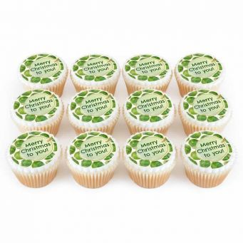 12 Brussel Sprouts Cupcakes
