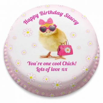 Cool Chick! Cake