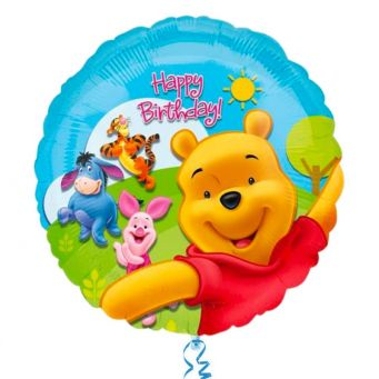 Winnie The Pooh Balloon
