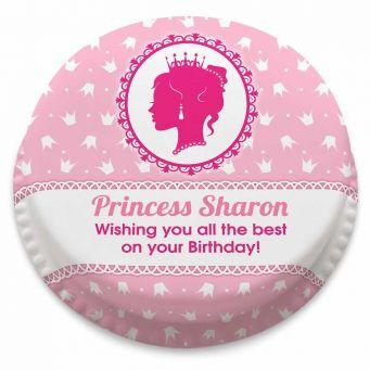 Classic Princess Cake