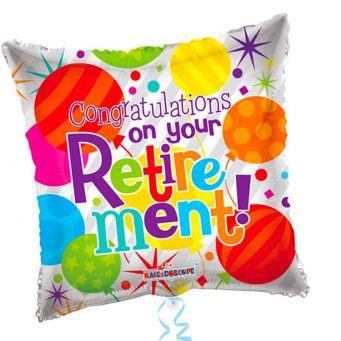 On Your Retirement Balloon