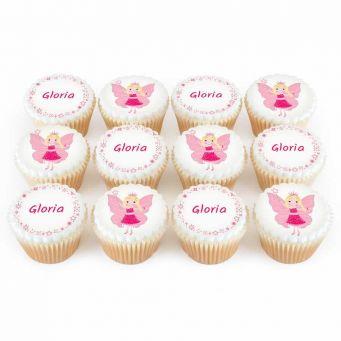 12 Fairy Cupcakes