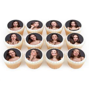 12 Photos On 12 Cupcakes