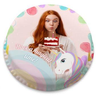 Magical Time Cake