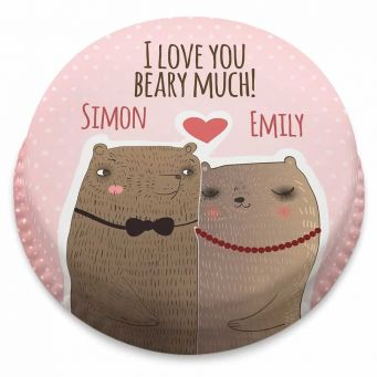 Love You Beary Much Cake