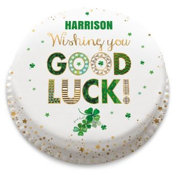 Wishing you Good Luck Cake