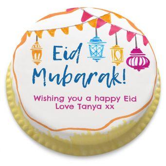 Handmade Eid Cake