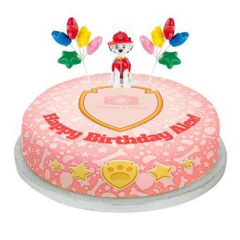 Marshall Photo Cake