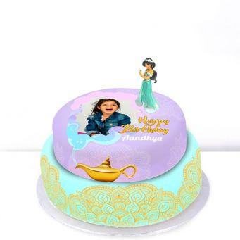 Princess Jasmine Gift Set