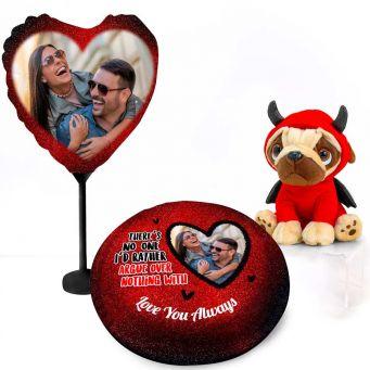Devilish Pug Gift Set