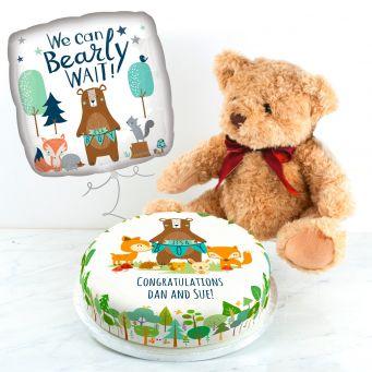 Cute Bear Gift Set