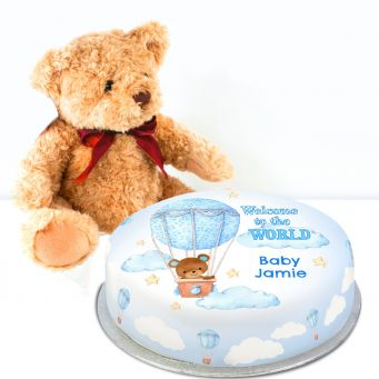 Welcome Bear Baby Gift Set!