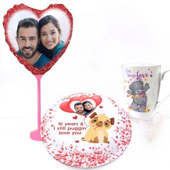 Pug Love Gift Set