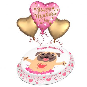 Mum Pug Gift Set