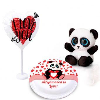 Panda Gift Set