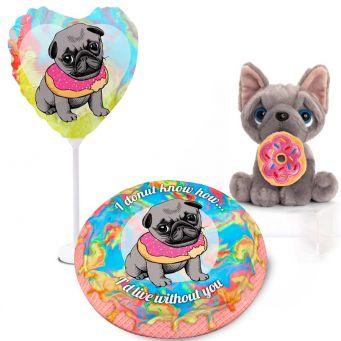 Fab Pug Gift Set