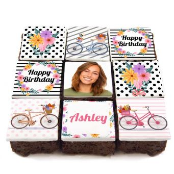 Bicycle Brownies