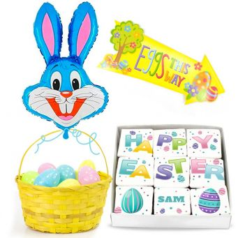 Easter Brownies Gift Set