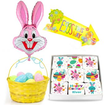 Bunny Brownies Gift Set