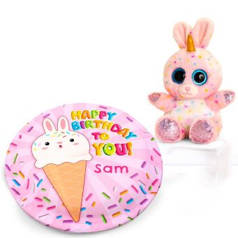 Bunny Cone Gift Set