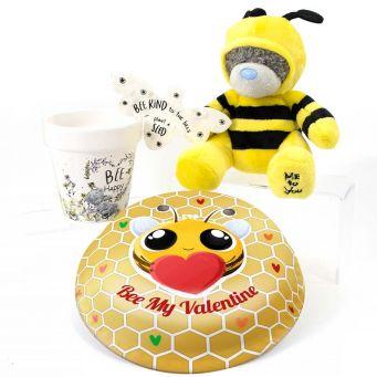 Bee My Valentine Gift Set