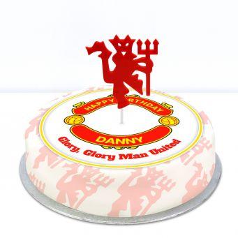 Red Devils Cake