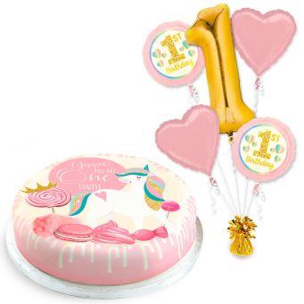 1st Birthday Girl Gift Set