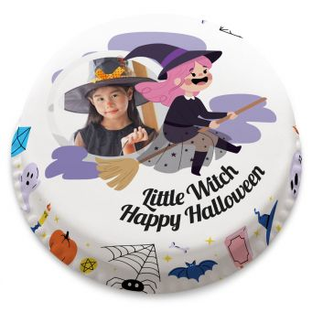Trick or Treat Witch Cake