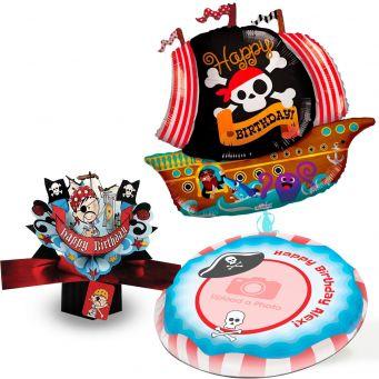 Pirate Teddy Photo Set