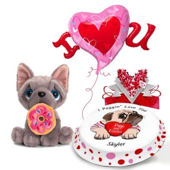 Puggin' Love Gift Set
