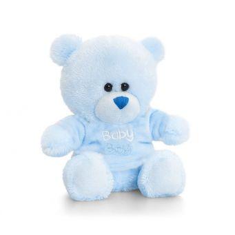 Blue Nursery Pipp the Bear