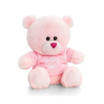 Pink Nursery Pipp the Bear