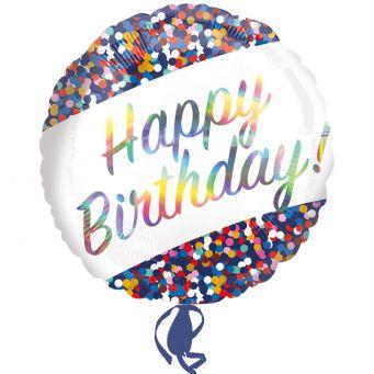 Brilliant Birthday Balloon