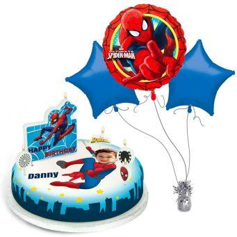 Spiderman Action Gift Set