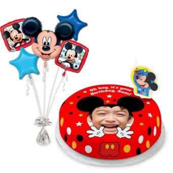 Mickey Mouse Photo Gift Set