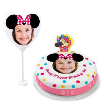 Minnie Mouse Photo Gift Set