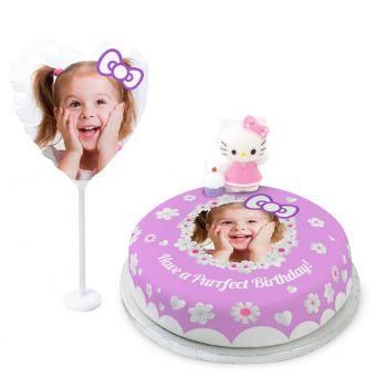 Hello Kitty Photo Gift Set