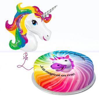 Unicorn Emoji Gift Set