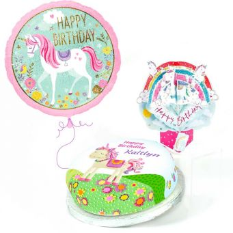 Pretty Unicorn Gift Set