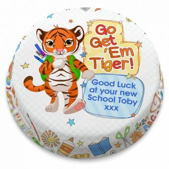 Get em Tiger Cake