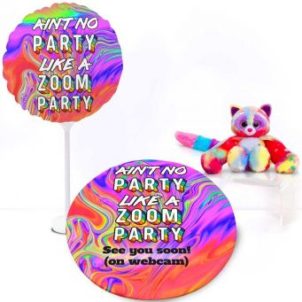 Zoom Party Gift Set