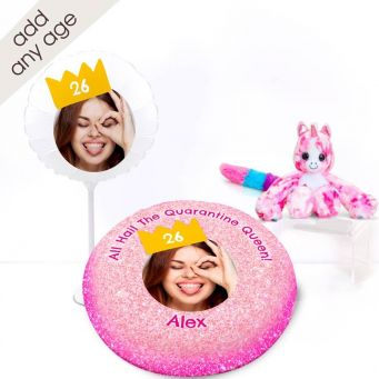 Quarantine Queen Gift Set