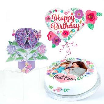 Best Mum Birthday Gift Set