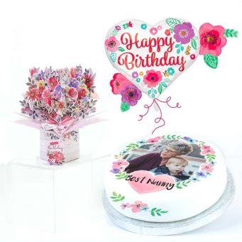 Best Nanny Gift Set