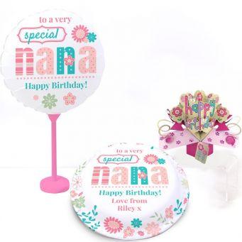 Special Nana Gift Set