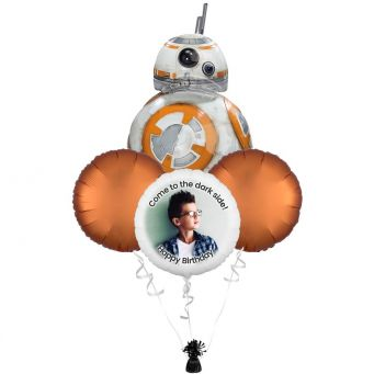 Star Wars Balloon Bouquet